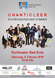 Vokalensemble Chanticleer