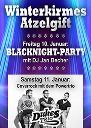 Winterkirmes Atzelgift