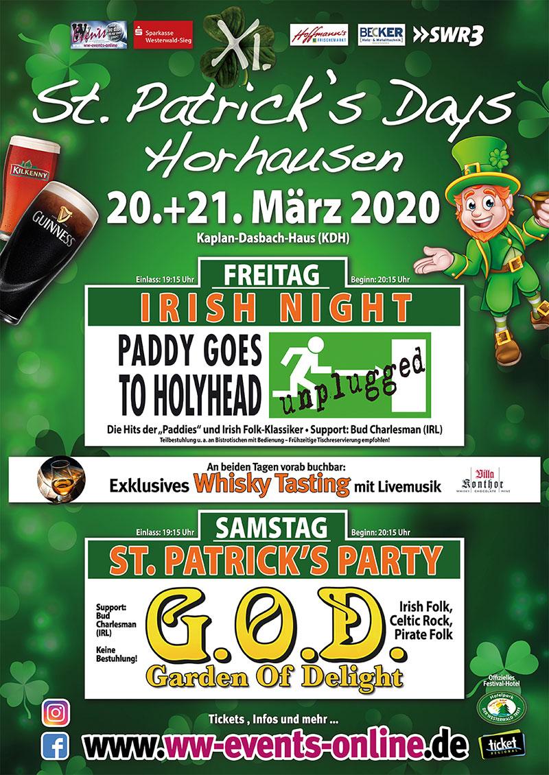 11. St. Patricks Day